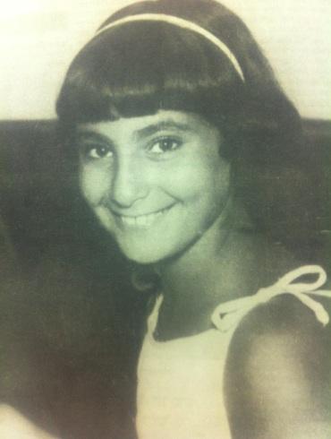 A young Miriam Shoker.