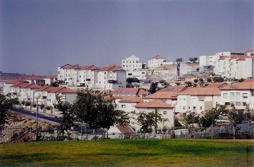 Beitar Ilit. The greatest rate of growth in Israel during over the last two decades - 376%. Photo: Yonina (cc by)